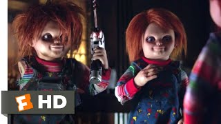 Cult of Chucky (2017) - Welcome to the Cult Scene (7/10)   Movieclips