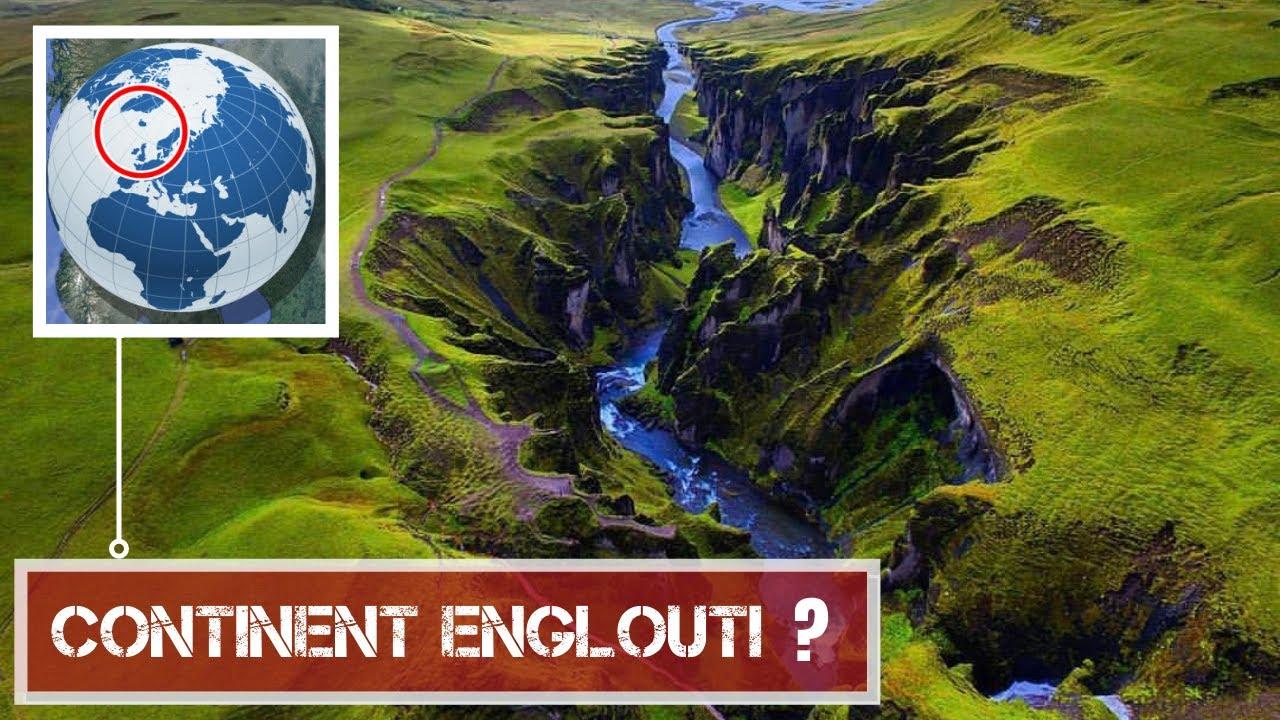 Ils ont Découvert le Centre d'un Immense Continent Englouti !