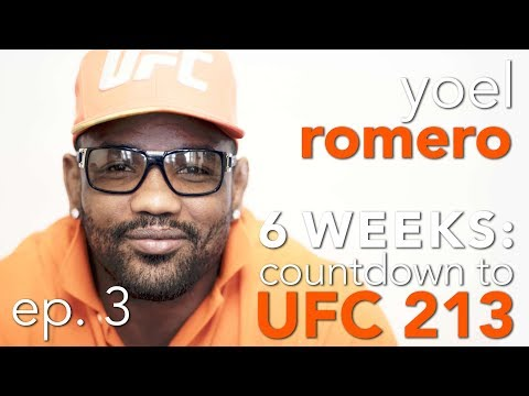 Yoel Romero 6 Weeks: Countdown to UFC 213 - Episode 3