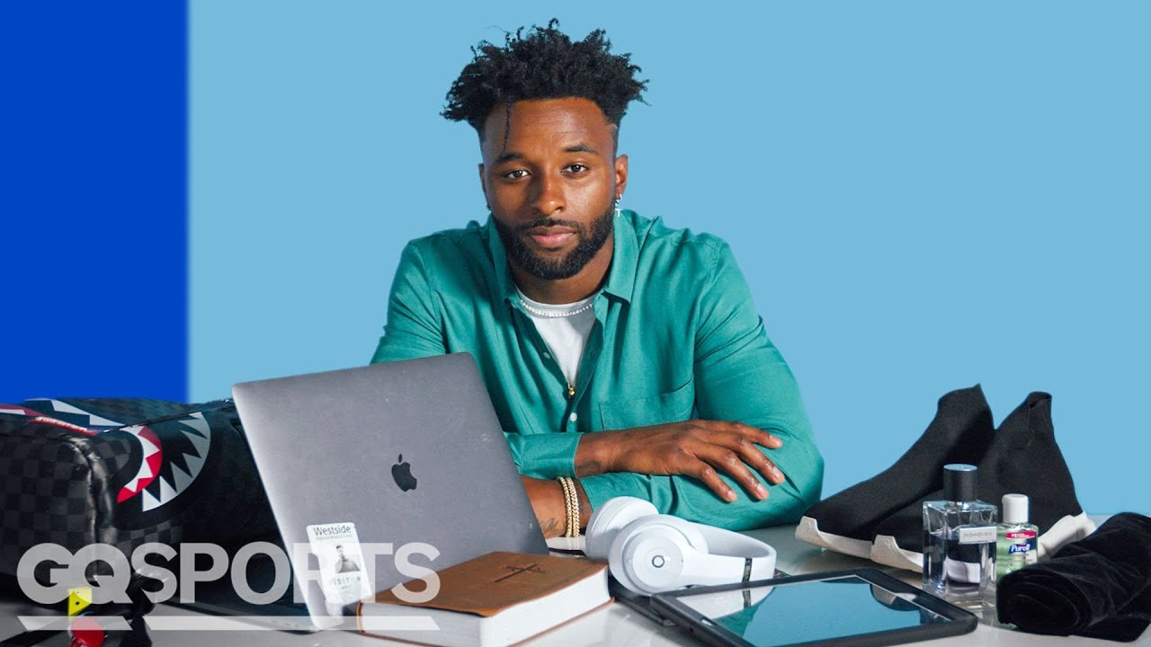 10 Things Jarvis Landry Can't Live Without | GQ