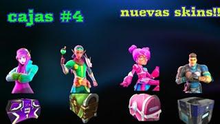 Cajas numero 4 del metaverse y skins gratis!! (Roblox - evento)