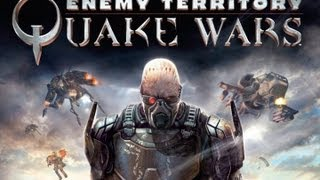 CGRundertow ENEMY TERRITORY: QUAKE WARS for Xbox 360 Video Game Review