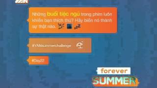 yan summer challenge - day22