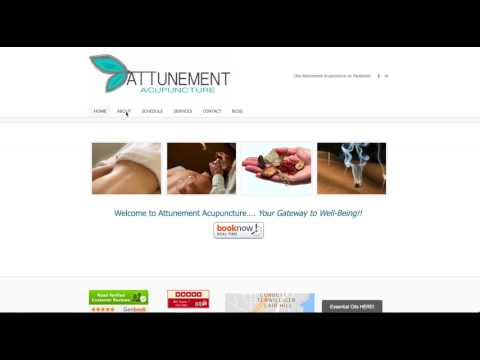 [CASE STUDY: BEFORE] *ACUPUNCTURE WEBSITE* PORTLAND, OR