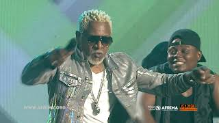 Awilo Longomba Energetic Live Performance at the 6th AFRIMA - All Africa Music Awards