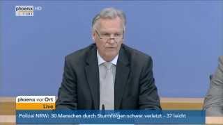 Kriminalstatistik: Deutsche Kinderhilfe & Bundeskriminalamt zu kindlichen Gewaltopfern am 10.06.2014