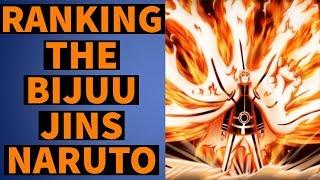 Naruto - Jinchuriki Ranking
