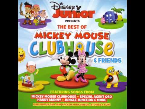 Mickey Mouse Clubhouse Theme- Mickey Mouse ClubHouse-SONG