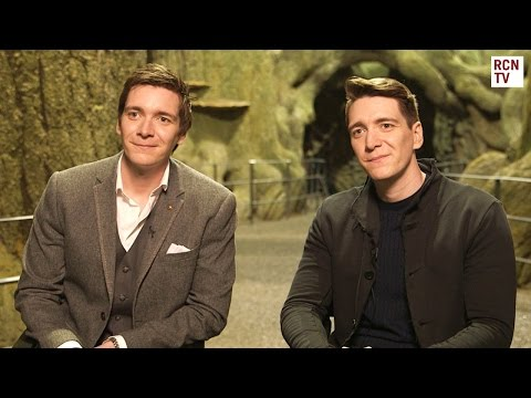Harry Potter James & Oliver Phelps   Weasley Twins & Studio Tour