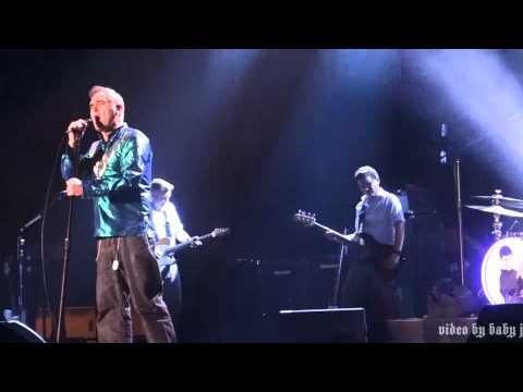 Morrissey-SPEEDWAY-Live @ SJSU Event Center, San Jose, CA, July 25, 2015-The Smiths-MOZ