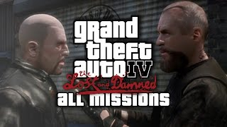 GTA: The Lost and Damned - All Missions (HD 60fps)