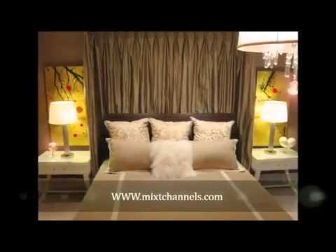 Chambre a coucher deco maison http mixtchannels com youtube - Decoration de maison ...