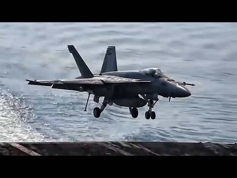U.S. Navy Aircraft Carrier In Your Backyard