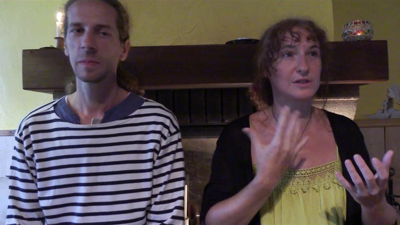 Rencontre en présence avec Suyin Lamour et Pierre Leré Guillemet (3/3)