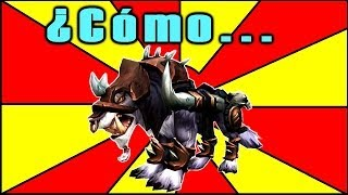 ¿Cómo... Conseguir el lobo de guerra Kor