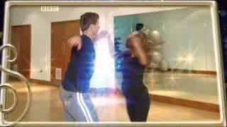 Pasha Kovalev & Chelsee Healey  Salsa Training Updates
