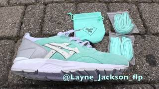 "Asics Gel Lyte V "" Ronnie Fieg x Diamond Supply x Kith"""