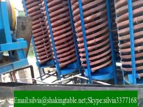 alluvial tin ore washing equipment rotary scrubber and trommel screen