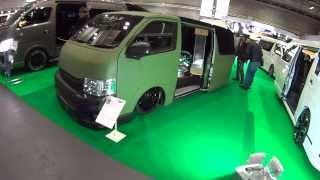 TOYOTA HIACE custom THR200V