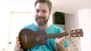 The FINGERSTYLE UKULELE Experiment 2: Alternate Tunings [Improvisation Masterclass]  |  LickNRiff