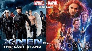Dark Phoenix vs. X-Men: The Last Stand - At the Movies