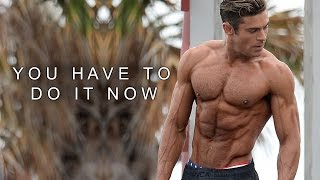 It has to be done - motivational video