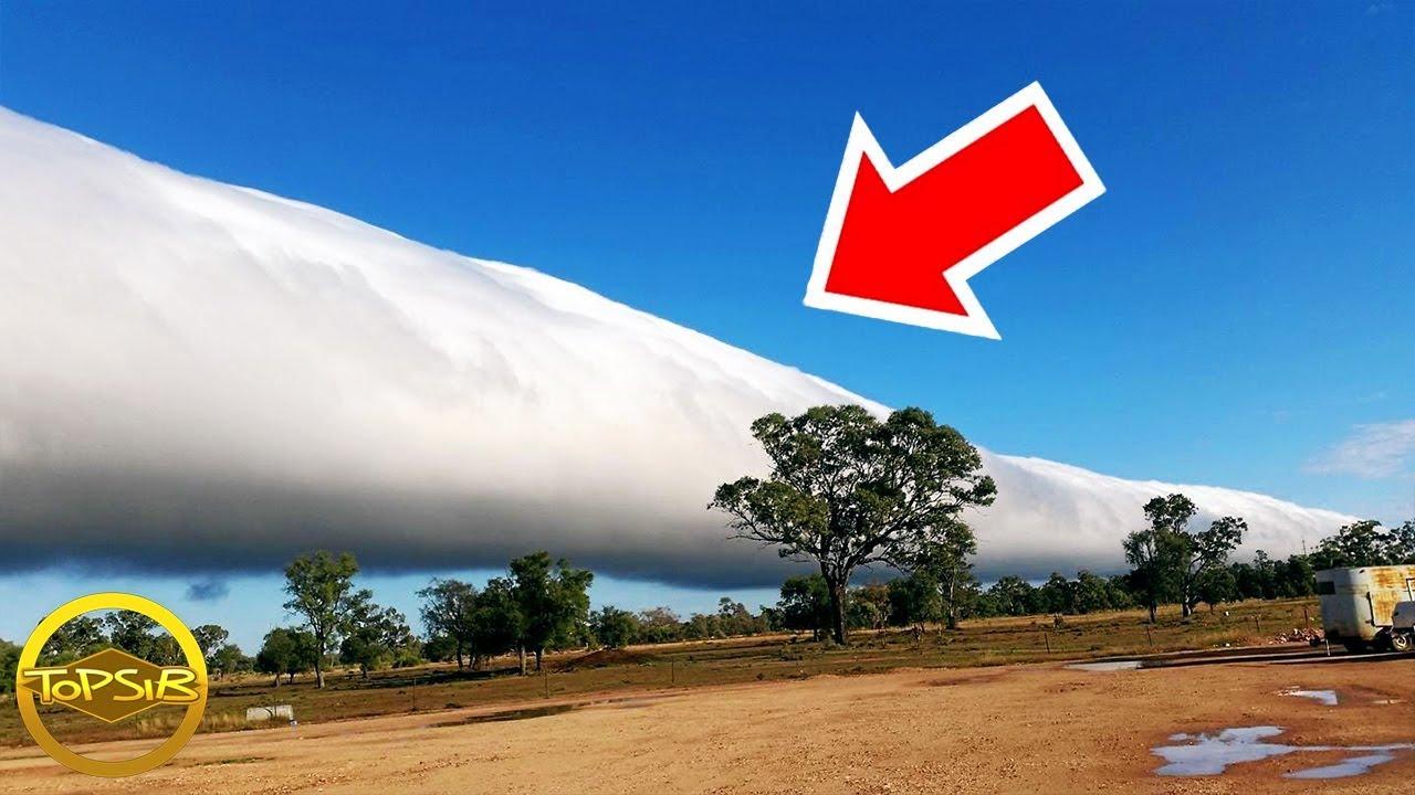 10 ปรากฎการณ์ธรรมชาติสุดแปลกจากทั่วทุกมุมโลก (ห้ามพลาด)