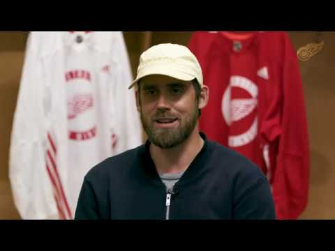 Thank You, Z. | Detroit Red Wings