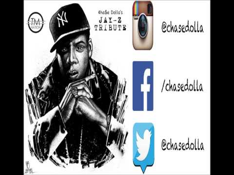 "The JAY Z Tribute by CHASE DOLLA (@chasedolla) ""DEAD PRESIDENTS"" Freestyle"