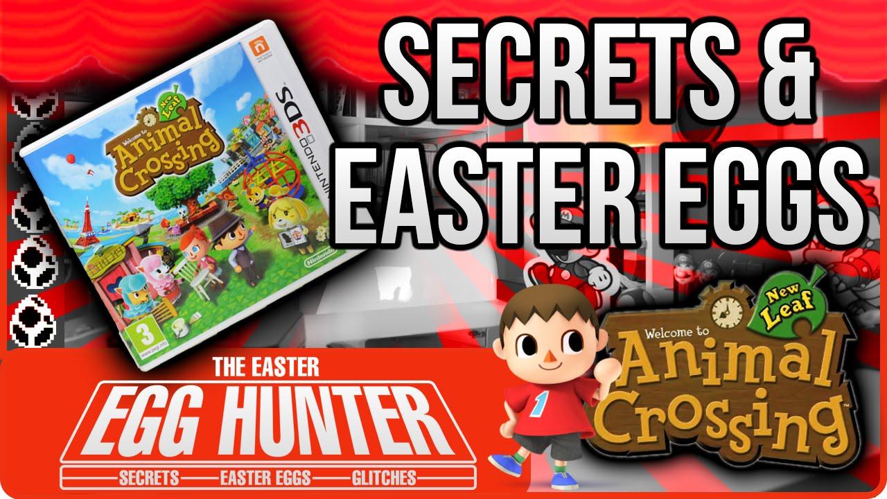 Animal Crossing New Leaf Secrets & Easter Eggs - The Easter Egg ...