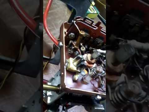 Reparacion antigua radio Grundig 87.parte 1