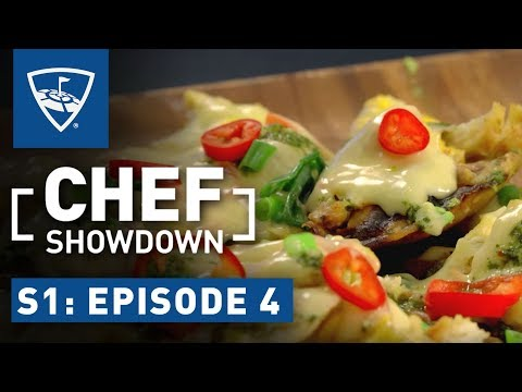 Chef Showdown | Season 1: Episode 4 | Topgolf