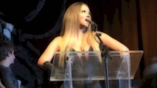 LOOKING Cast Stalls, Mariah Carey Accepts Award for Lee Daniels: