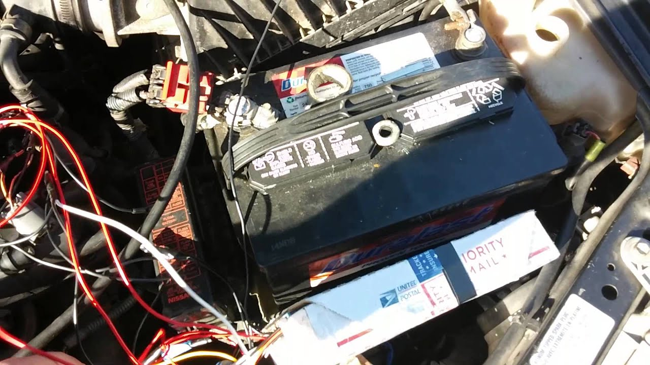 Nissan Sr20de Coil On Plug Conversion Youtube Sr20ve Wiring Harness