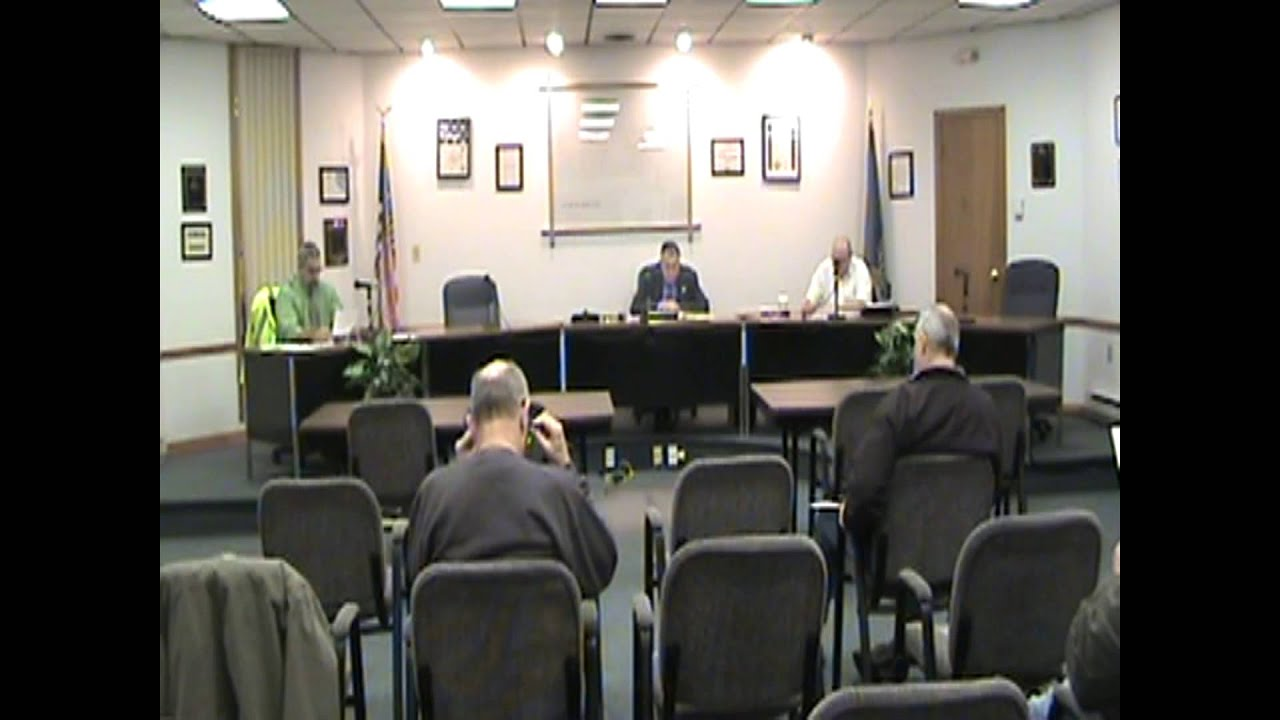 Rouses Point Village Board Meeting  2 16 16