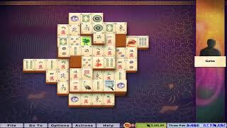 Hoyle Puzzle Games 2005 - Mahjong Tiles (Complete Gameplay)
