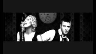 Across The Sky - Madonna feat. Justin Timberlake (HD with LYRICS)