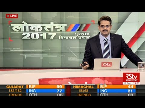 Gujarat, Himachal Assembly Election Results 2017 |Part-16