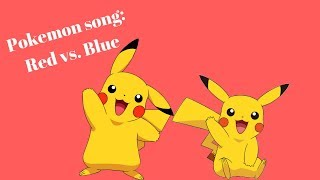 Pokemon Song Red/Blue