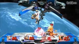 [Super Smash Bros] ¡Monos en el espacio!