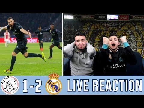 LA LIGA FANS REACT TO: MADRID