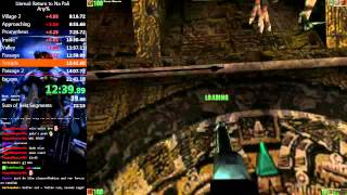 Unreal: Return to Na Pali Speedrun in 21:34 [PB]