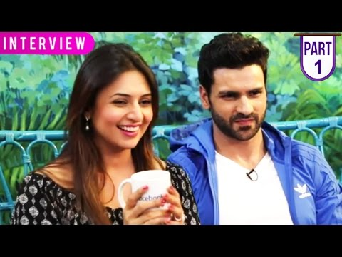 Divyanka Tripathi And Vivek Dahiya Fun Interview - Part 1 | Nach Baliye 8 | TellyMasala