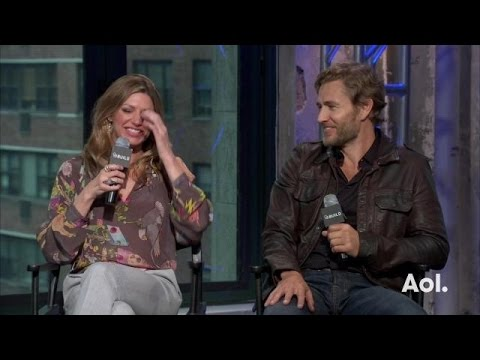 Jes Macallan and Brett Tucker Discuss