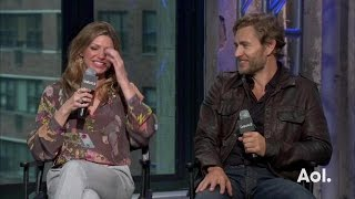 "Jes Macallan and Brett Tucker Discuss ""Mistresses"""