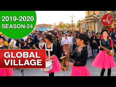 Global Village Dubai 2019 – 2020 | Season 24 – Full Tour | Dubai Global Village – 4K