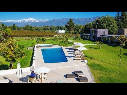 Top10 Recommended Hotels In Mendoza, Argentina