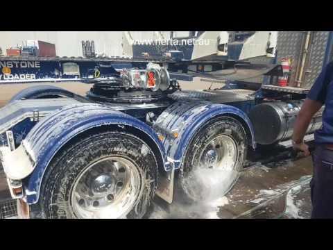 Nerta Touchless Truck Wash