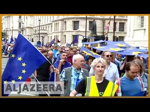 🇪🇺 🇬🇧 Fears over EU citizens forced to leave UK after Brexit | Al Jazeera English