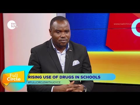 Drug and alcohol abuse among school children
